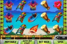 Spielen Sie den kostenlosen Casino-Spielautomaten Hawaii Vacation von Spinomenal