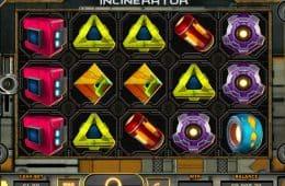 Spielen Sie den kostenlosen Online Automaten Incinerator