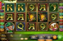 Online Casino Spielautomat Irish Magic ohne Einzahlung