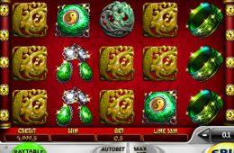 Spielen Sie den Spielautomaten Jade Connection ohne Einzahlung