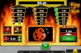 Kostenloser Online Spielautomat King of Lucky