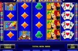 Kostenloser Lady Joker Spielautomat