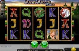 Casino Spielautomat Magic Mirror Deluxe II