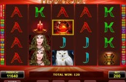 Kostenloser Online Spielautomat Magic Owl ohne Einzahlung