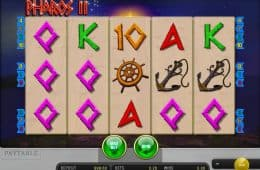 Spielen Sie den kostenlosen Online Spielautomaten Pharos II