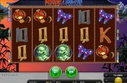 Online Spielautomat Phoenix and Dragon