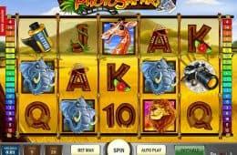 Spielautomat Online Photo Safari zum Spaß