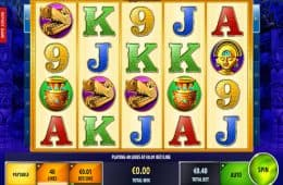 Kostenloser Online Spielautomat Princess of the Amazon