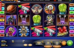 Space Tale kostenloses Spiel ohne Einzahlung