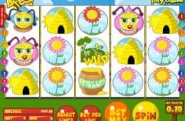 Spielen Sie den Spielautomaten The Bees Online