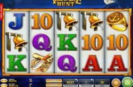Bild vom Casino Spiel Treasure Hunt Online