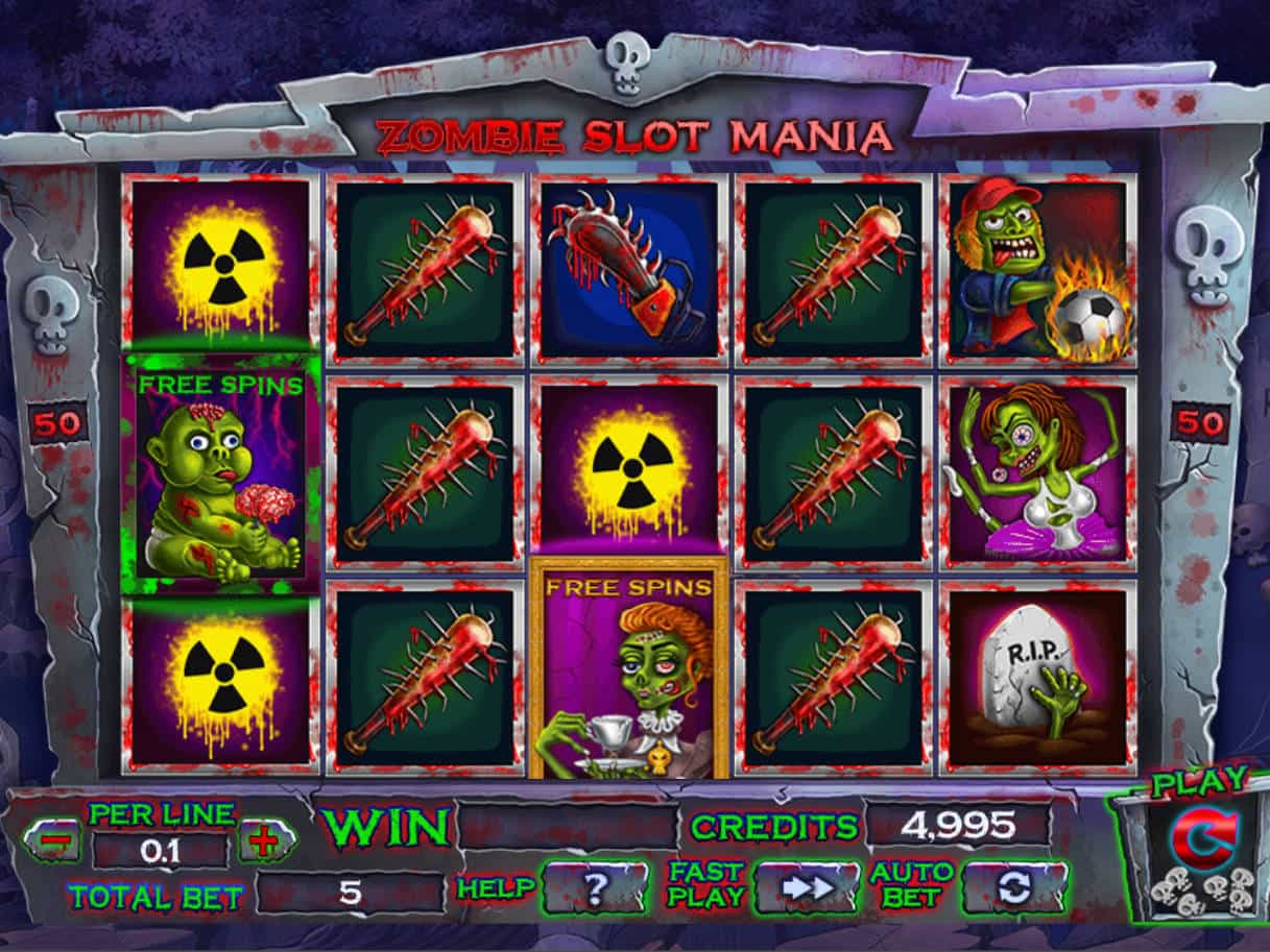 Spiele Zombie Lab - Video Slots Online