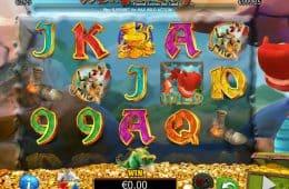 Spielen Sie den Spielautomaten A dragons story Online