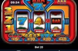 Online kostenlos Spielautomat Bar 7s keine Anzahlung
