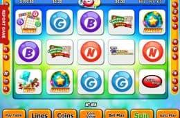 Kostenloser Online-Spielautomat Bingo Slot