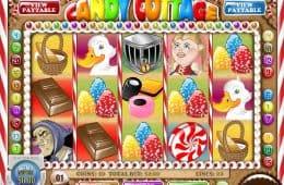 Candy Cottage kostenloser Spielautomaten ohne Einzahlung