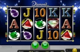 Spin Spielautomat Diamond Casino