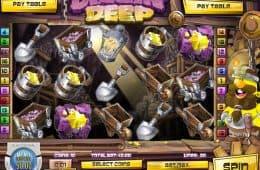 Casino-Spiel ohne Einzahlungen Diggin' Deep Slot