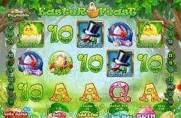 Keine Anmeldung Spielautomat Ostern Fest Online