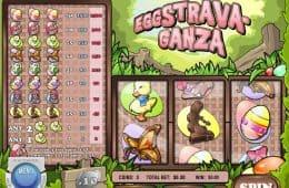 Eggstravaganza Online-Spielautomat