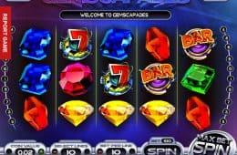 Gemscapades kostenloser Online-Spielautomat von Betsoft