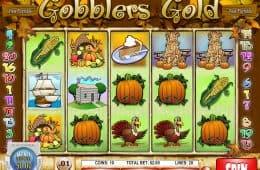 Gobblers Gold Spielautomat registrierungsfrei
