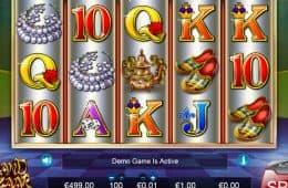 Spielautomat-Spiel Grand Bazaar Online