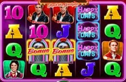 Happy Days Rock the Jackpot
