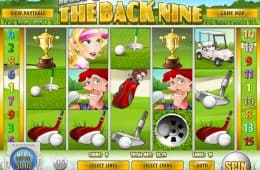 Hole in Won: The Back Nine Online-Slot
