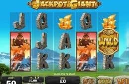 Kostenlose Online-Spielautomat-Jackpot Riesen von Playtech