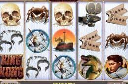Casino online kostenlos Spielautomat King Kong