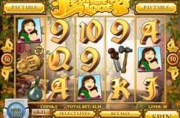 Leonardo's Loot Casino-Spielautomat ohne Registrierung spielen