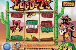 Spielautomat Loco 7's ohne Einzahlungen