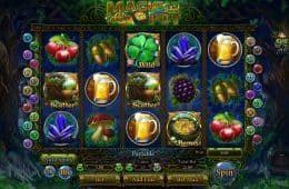 Spielautomat Magic Pot ohne Einzahlung