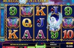 Bild von Unicorn Magic Online-Spiel