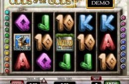 Spielen Sie kostenlose Spielautomaten Online-Quoten der Götter