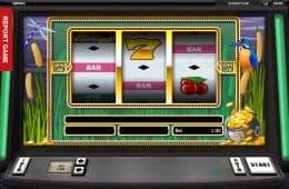 Bild von Spielautomaten Over the Rainbow