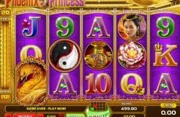 Ohne Registrierung Phoenix Princess online spielen