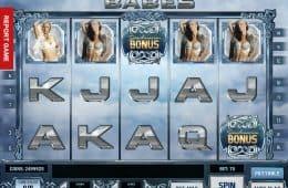 Bild vom Scandinavian Babes Online-Spielautomat