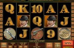 Sherlock Mystery gratis Online-Slot