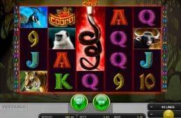 Spielen Sie online Spielautomat Wild Cobra keine Einzahlung