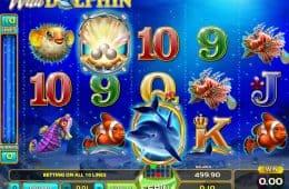 Spin Casino freie Spielautomat Online-Wild Dolphin