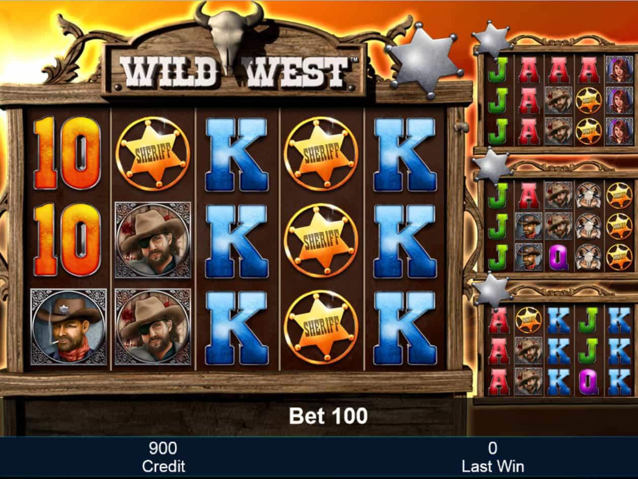 Spiele Wildwest - Video Slots Online
