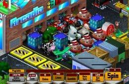 Spielen Sie den Arcadia i3D Casino Spielautomaten