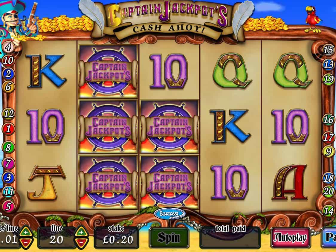 Jackpot Cash Jackpot Cash Bonus