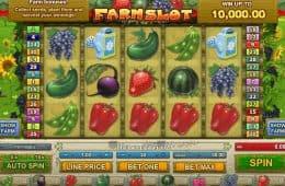 Ohne Einzahlung gratis Spielautomat Farm Slot online spielen