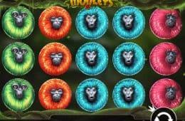 7 Monkeys gratis Slot ohne Registrierung spielen