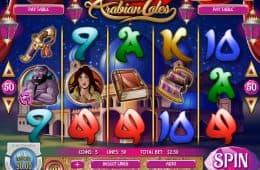 Kostenloser Online-Slot Arabian Tales ohne Einzahlung spielen