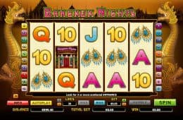 Online Slot-Spiel Bangkok Nights