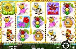 Bee Land kostenloser Online-Spielautomat